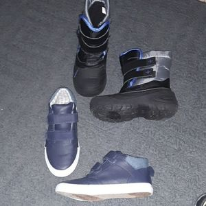 Size 11 toddler boys shoes